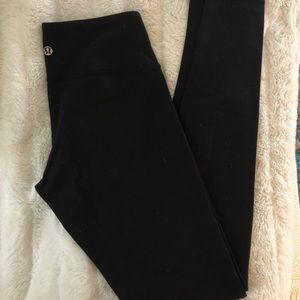Wunderunder black leggings